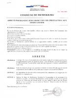 interdiction circulation poids lourds RD983