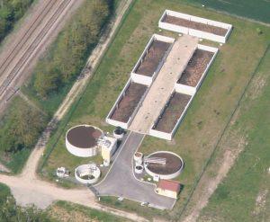 La station d'épuration de Richebourg